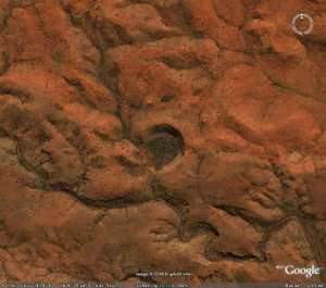 googleearthcrater