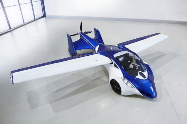 World's Most Advanced Flying Car Unveiled in Austria