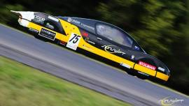 UNSW students break a longstanding world record with solar car