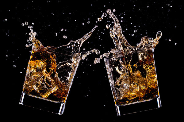 Scotland's 'space whisky' will return to Earth next month